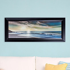 The Promise Beach Framed Art Print