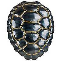 Metal Turtle Shell Wall Art