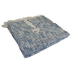 Chambray Woven Blanket