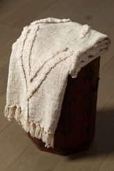 Natural Diamond Cotton Blanket