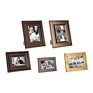 Bronze Frame 5-pc. Gallery Wall Set