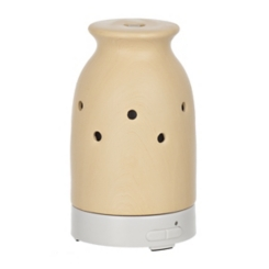 Bamboo Ceramic Essential Oil Diffuser