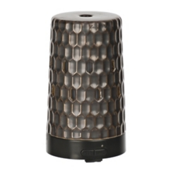Bronze Honeycomb 100 mL Essential Oil Diffuser
