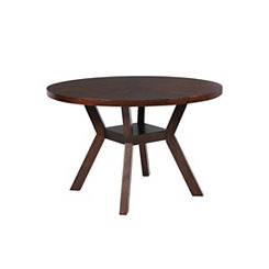 Harper Brown Dining Table