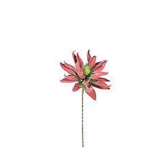 Maroon Flower Stems, Set of 6