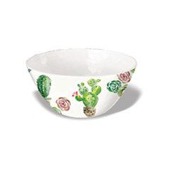 Desert Garden Melamine Bowls, Set of 6