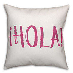 Hola Pillow