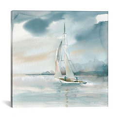 Subtle Mist Canvas Art Print