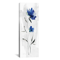 Beautiful Blue I Canvas Art Print