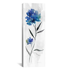 Beautiful Blue II Canvas Art Print