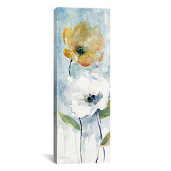 Spring Blooms II Canvas Art Print