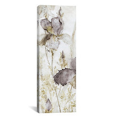 Dawn Iris Canvas Art Print