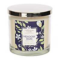 Meadow Rain Jar Candle