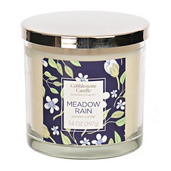 Meadow Rain Jar Candle