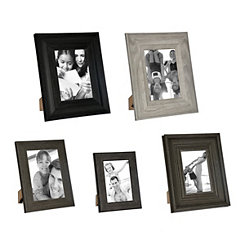 Black Frame 5-pc. Gallery Wall Set