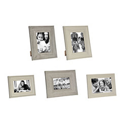 Cream 5-pc. Gallery Frame Set