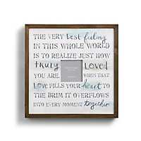 The Very Best Picture Frame, 4x4