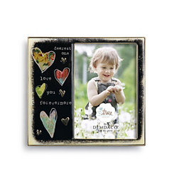 Heart Kids Picture Frame, 4x6