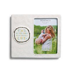 Sunshine Kids Picture Frame, 4x6