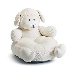Lamb Plush Pillow Chair