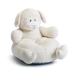 Lamb Plush Pillow Chair