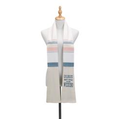 Multicolor Stripe Dish Towel Boa