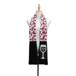 Wine O'Clock Dish Towel Boa