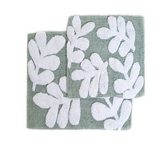 Moonstone Monte Carlo Bath Mats, Set of 2