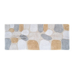 Spa Pebbles Bath Mat Runner