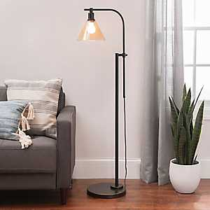 Madison Bronze Adjustable Task Floor Lamp