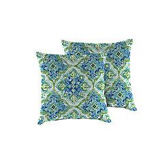 Splendor Outdoor Pillows, Set of 2