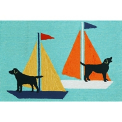 Sea Dogs Outdoor Mat