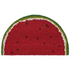Watermelon Slice Doormat