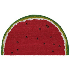Watermelon Slice Doormat