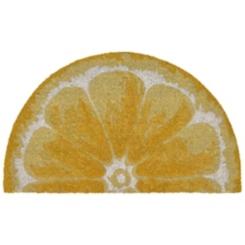 Lemon Slice Doormat