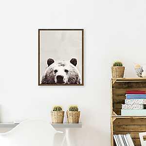 Friendly Bear Recessed Box Art