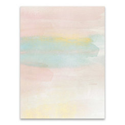 Pastel Dream Canvas Art Print