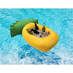 Pia the Pineapple Floating Cooler