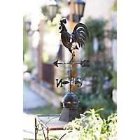 Bronze Rooster Weathervane