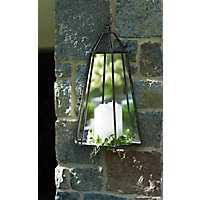 Mirrored Wall Mounted Lantern