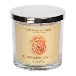 Cinnamon Swirl Jar Candle