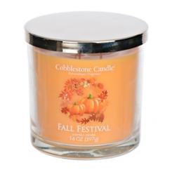 Fall Festival Jar Candle