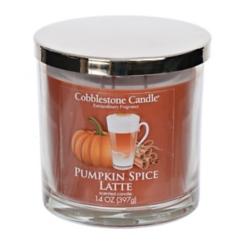 Pumpkin Spice Latte Jar Candle