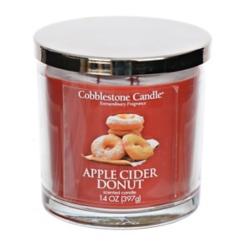 Apple Cider Donut Jar Candle