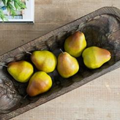 Filler Pears, Set of 6