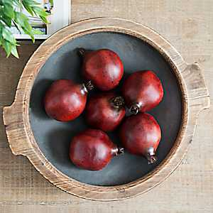 Filler Pomegranates, Set of 6