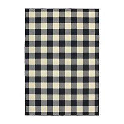 Buffalo Check Outdoor Area Rug, 7x10