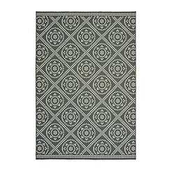 Gray Spencer Outdoor Area Rug, 5x7