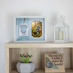 Welcome Baby Boy Picture Frame, 4x6