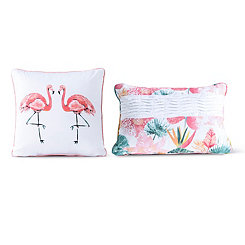 Calypso Throw Pillows, Set of 2